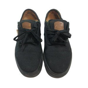 VANS Chima Ferguson Pro Black Skate Shoes- 8.5